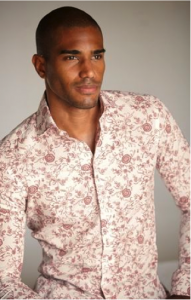 Mens floral shirt from Next