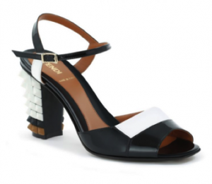 Fendi ankle strap shoes