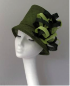 Swirl and Twirl Cloche