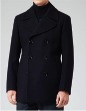 Double-breasted jacket from Reiss