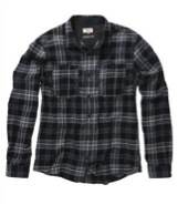 Monochrome checked shirt from Next