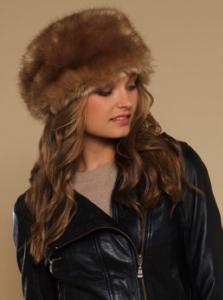 Accessorize hat