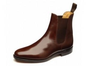 Chelsea boot by Loake