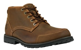 Leather Chukka boot by Timberland
