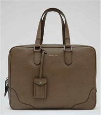Mens briefcase from Reiss