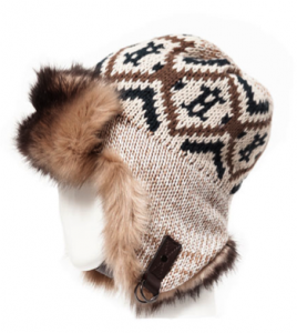 Mens knitted hat from Zara