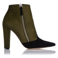 Pointed toe ankle boots from L.K.Bennett
