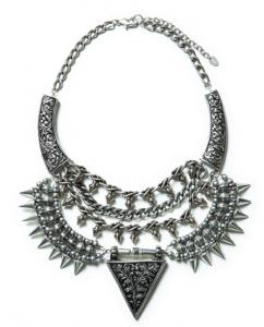Statement necklace from Zara